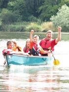Frankreich - Familiencamp Loire