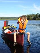 Schweden - Kindertraum - Dalsland oder Älgen