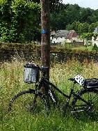 Frankreich - Normandie - Zu Fuß und mit dem Rad