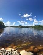 Schweden - Aktivwoche Uppland - Wandern, Kanu & Rad