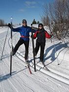 Norwegen - Gola - Skilanglauf im Reich des Peer Gynt
