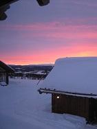 Norwegen - Skilanglaufreise Kambenhütte
