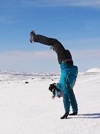 Schweden - Wintercamp Idre