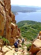 Frankreich - Korsika - Auf den Gipfeln und am Meer