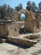 Zypern Wandern im Süden